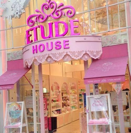 Etude house haul